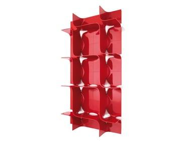 Librería composable de pared TIDE