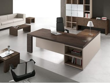 TITANO | L-shaped office desk