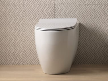 Ceramic toilet LIKE | Toilet