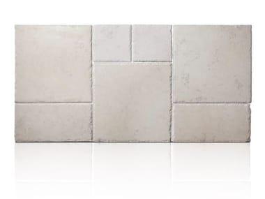 Elemento de piedra natural para fachada de piedra OPUS ANTICATO - TRA 08 PIA ANT