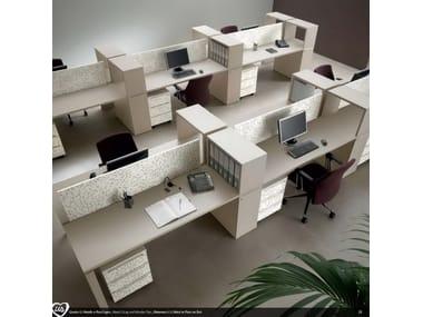 Multiple office workstation US   Office workstation