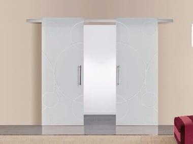 puerta corrediza de madera venus sliding e