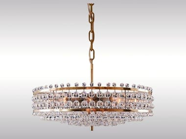 Classic style crystal pendant lamp CHARMING BAKALOWITS CHANDELIER