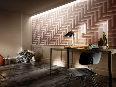 Porcelain stoneware wall tiles SHADES OF BLINDS