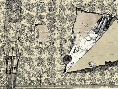 Wallpepper Fine-Art / Guido Crepax