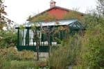 Giardino d'inverno in ferro e vetro BRITISH STYLE - CAGIS