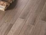 - Glazed stoneware floor tiles with wood effect TREVERKMOOD - MARAZZI