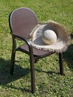 Sedia da giardino in polipropilene GEMMA - NARDI