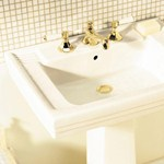 Madison Flair - Batteria tre fori lavabo