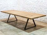 Solid wood table 0013 - holz elf