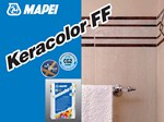 Flooring grout KERACOLOR FF - MAPEI