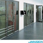 Janela corta-fogo JANSEN FIRE - Jansen