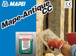 Renovating and de-humidifying additive and plaster MAPE-ANTIQUE CC - MAPEI