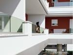 - Baranda de escalera de vidrio NINFA 50 - FARAONE