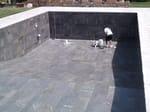 Piscina enterrada de cimento Piscina enterrada - INDALO PISCINE
