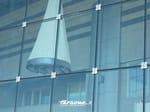 Vidraça de fixação pontual QUADRIFOGLIO - FARAONE