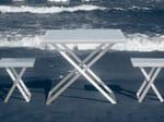 Tavolino da giardino pieghevole in alluminio AU! - GANDIA BLASCO