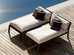 Recliner Canax® garden daybed TERRA   Garden daybed - TRIBÙ