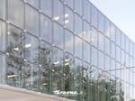 Facciate continue vetrate a fissaggio puntuale FACCIATE IN VETRO - FARAONE