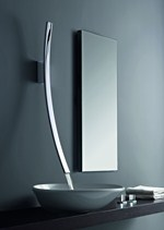 Wall-mounted washbasin tap LUNA | Washbasin tap - Graff Europe West