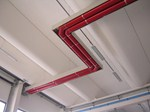 Radiant strip and tape GIRAD - FRACCARO OFFICINE TERMOTECNICHE