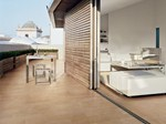 Antibacterial porcelain stoneware wall/floor tiles with wood effect ACTIVE | Rovere Naturale - ARIOSTEA