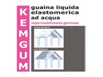 Guaina liquida impermeabilizzante KEMGUM CALPESTABILE - COLORIFICIO ATRIA
