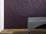3D Wall Panel ARIANNA - 3D Surface