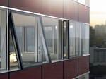 Facciata strutturale vetrata Schüco FW 50+ SG - SCHÜCO INTERNATIONAL ITALIA