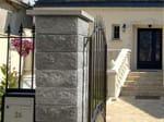 Elemento per perimetrazione esterna in cemento SAS | ELEMENTO PER PERIMETRAZIONE ESTERNA - SAS ITALIA - ALDO LARCHER