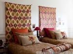 Tejido de tapicería de lino BERMUDES - Zimmer + Rohde