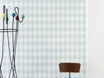 Geometric nonwoven wallpaper HARLEQUIN | Wallpaper - ferm LIVING