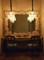 Framed mirror DIANA - Adonis Pauli HOME JEWELS