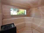 Sauna finlandese HEMLOCK - Happy Sauna