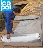 Telo sotto-copertura isolante e impermeabilizzante THERM'X® - ICOPAL