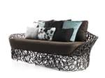 - Sofa aus Rattan NOODLE   Sofa - KENNETH COBONPUE