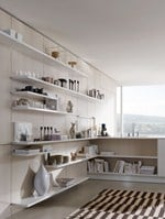 Fitted kitchen SE 5005 L FloatingSpaces - SieMatic