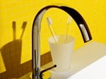 Wall-mounted 1 hole washbasin mixer ISYFRESH | Washbasin mixer - ZUCCHETTI