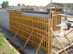 Cofragem e sistema de cimbre para betão MODULO 2700-S120 - Faresin Building
