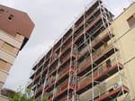 Ponteggio e struttura tubolare Ponteggi in alluminio - Faresin Building
