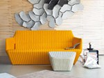 Fabric sofa FACETT - ROSET ITALIA