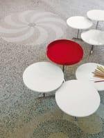 Tavolino di servizio laccato in MDF 3+1 - ROSET ITALIA