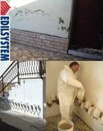 BARRIERA CHIMICA PER DEUMIDIFICAZIONI WALL-SYSTEM - EDILSYSTEM