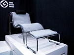 Polypropylene lounge chair KAMA | ASL-136 - Accupunto Europe