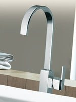 - Single handle washbasin mixer KLIP | Single handle washbasin mixer - GABOLI F.LLI