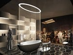 Oval bathtub OVAL ROOM | Bathtub - Visionnaire