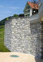 Rivestimento in pietra ricostruita per esterni APPENNINO - ITALPIETRA