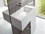 - Rectangular Korakril™ washbasin ARGO | Washbasin - Rexa Design