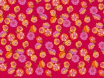 Fabric with floral pattern KANELIRUUSU | Fabric - Marimekko