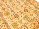 - Patterned rectangular wool rug Ziegler Farahan Extra Fine - ABC ITALIA